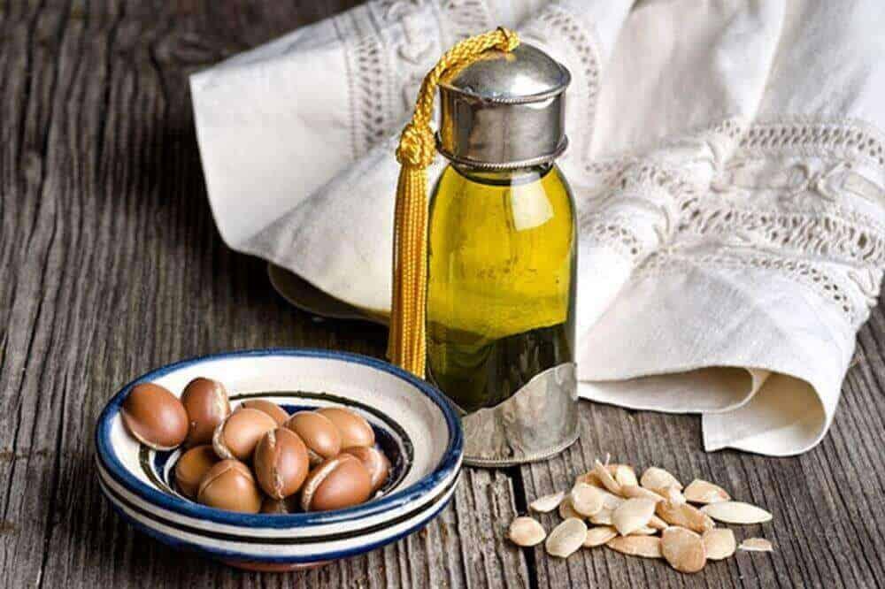 арганова олія для густих брів