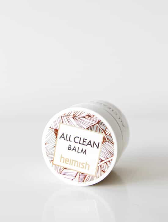 HEIMISH All Clean Balm 7ml (Travel Size) - Melon & Starfish