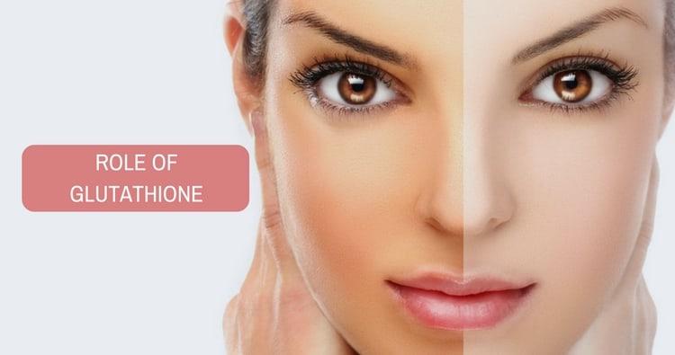 Role of Glutathione - a Skin Lightening Agent in Dermatology