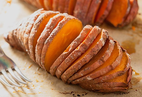 Sweet Potatoes: Make These Healthy Spuds Your Buds
