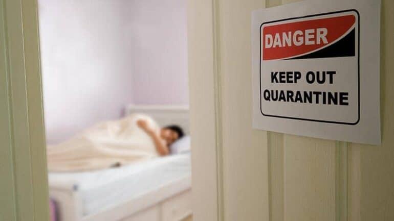كيفية رعاية مريض مصاب بفيروس كورونا في المنزل