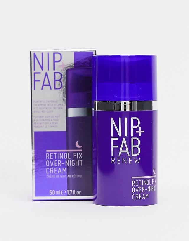 NIP+FAB Retinol Fix Overnight Cream | Faoswalim