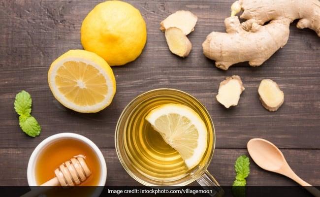 pltogjfo ginger honey lemon