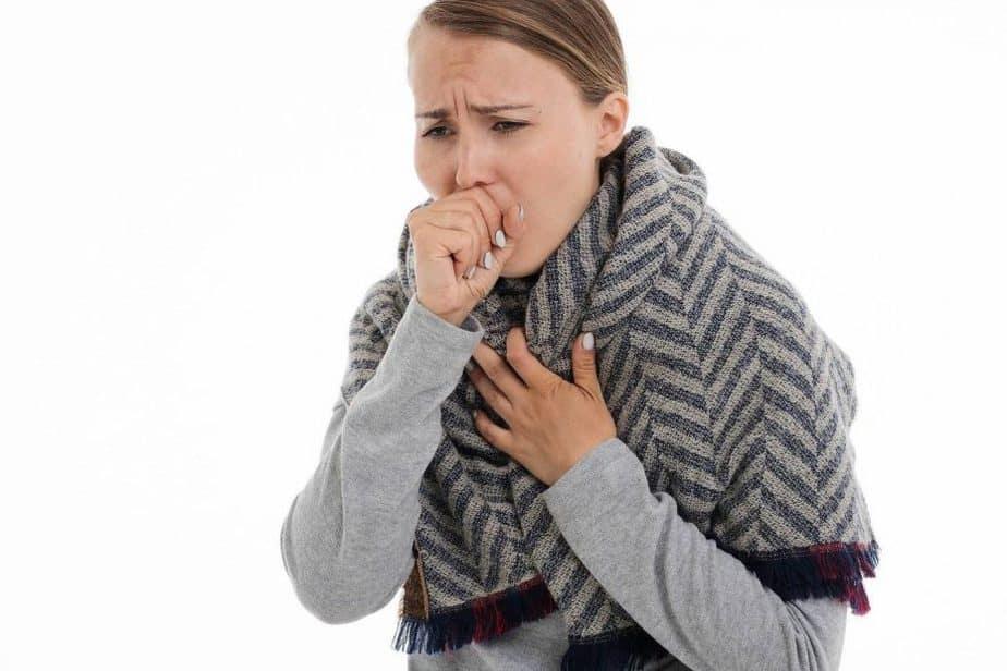علاج السعال الجاف
