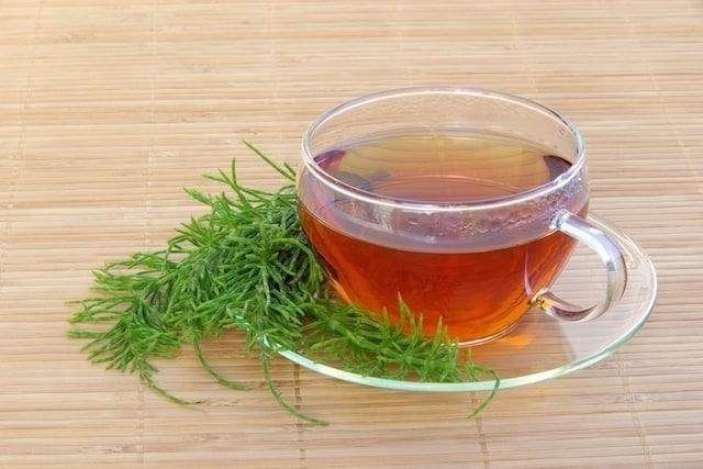 الشاي لمكافحة احتباس السوائل