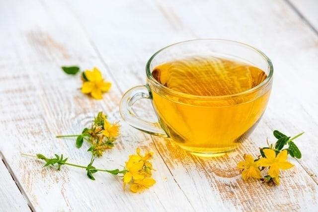 شاي نبتة سانت جون للتخلص من القلق والتوتر - أونيلا