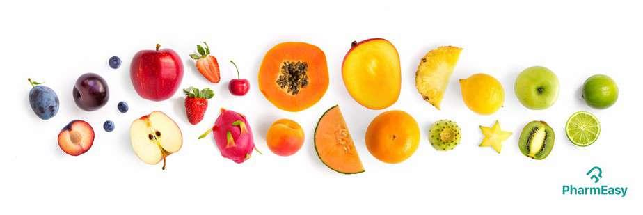 الفواكه الغنية بفيتامين أ