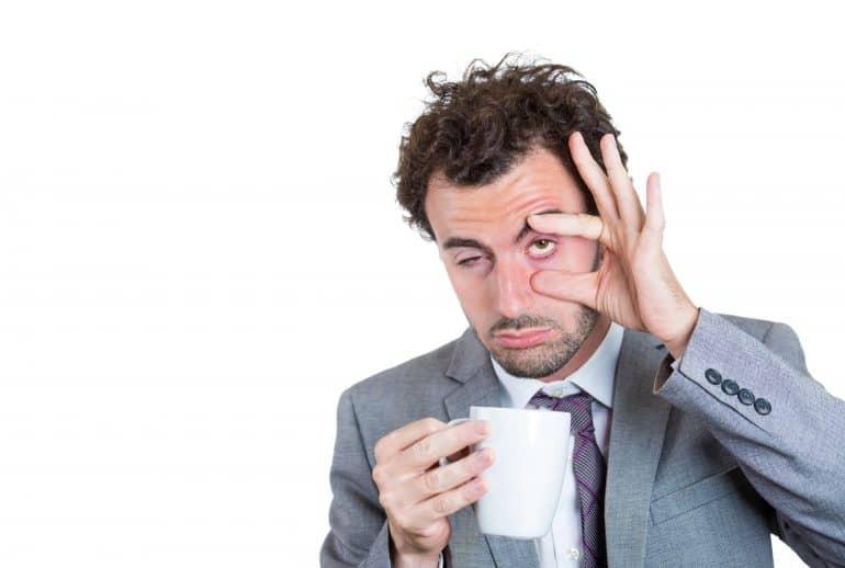 آثار الحرمان من النوم على الدماغ