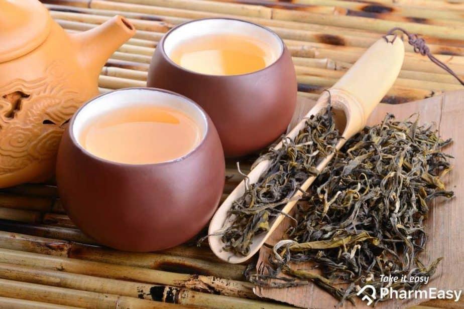فوائد الشاي الصيني الاسود