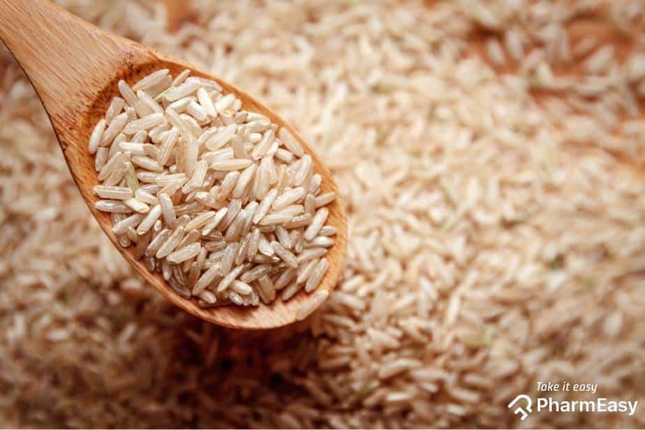 7 فوائد صحية مذهلة للأرز البني