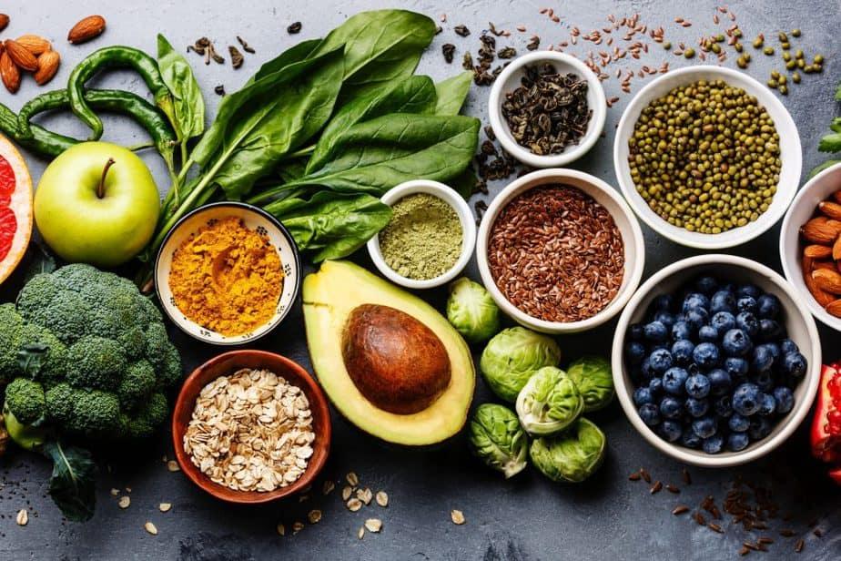 مصادر نباتية لفيتامين أ