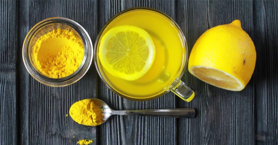 فوائد الكركم والليمون للبشرة الدهنية - أونيلا