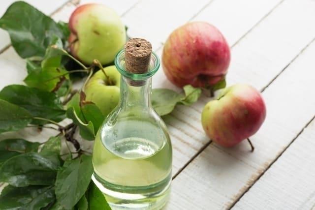 خل التفاح لعلاج حكة الهربس