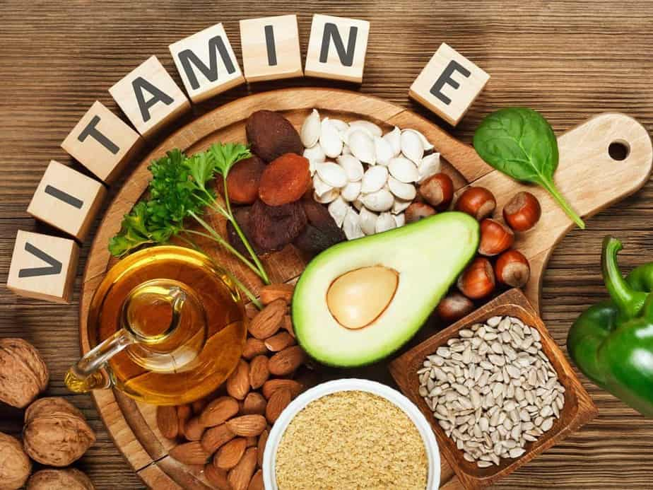 فوائد فيتامين E للبشرة والشعر  - أونيلا